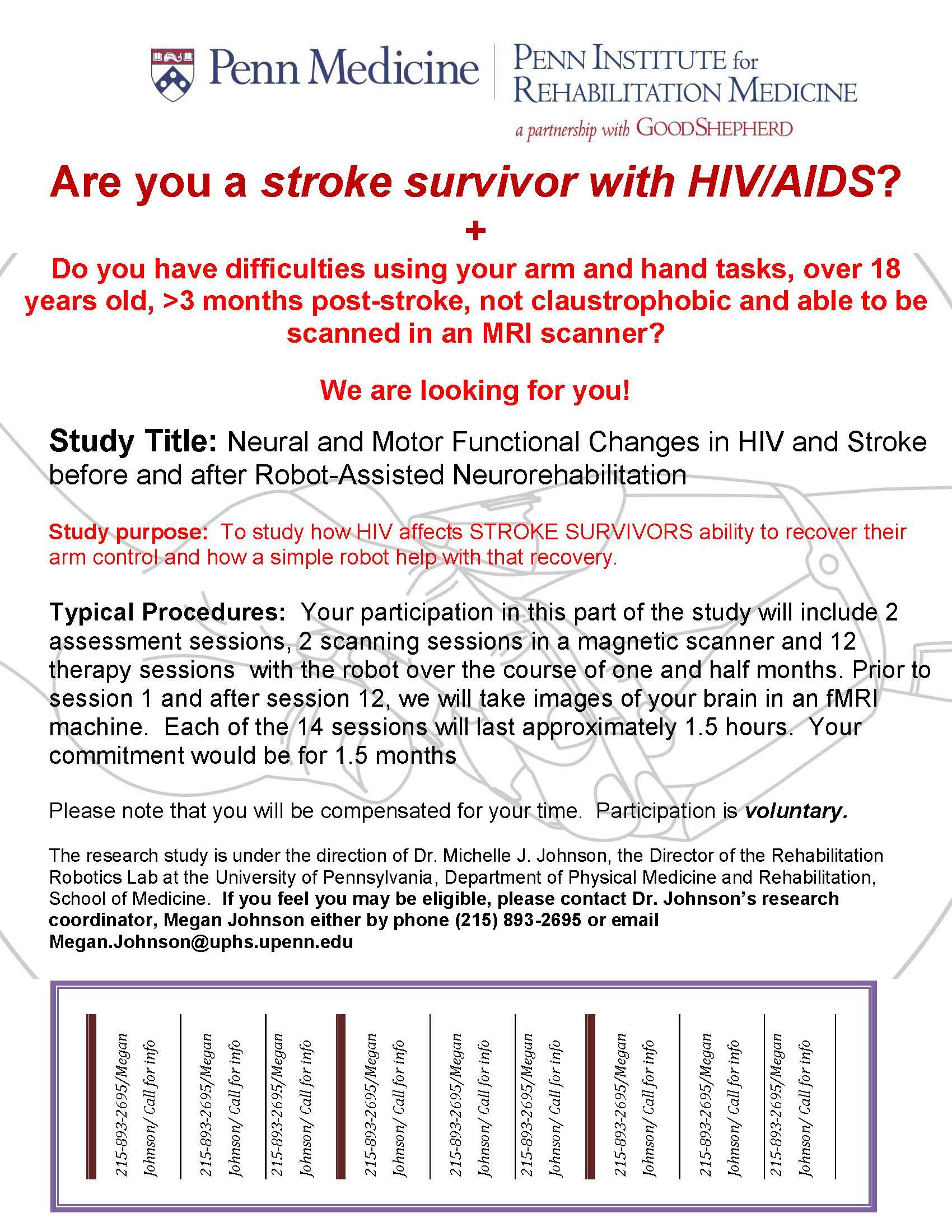 Philadelphia HIV/AIDS Research Bulletin Board